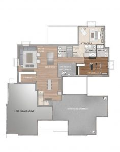 Pearla Floorplan Basement 5