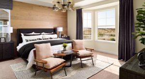 Lennar Heritage Inspiration Hepburn Master Bedroom 2