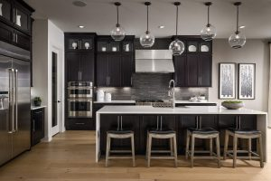 Toll Brothers Timbers Kitchen