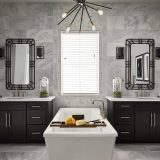 Toll Brothers Timbers Master Bathroom