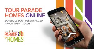 Your Personalized Parade graphic