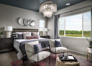 Brookfield Barefield Ovation 3 Master Bedroom