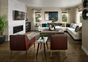 Brookfield Solterra Harvest8 Living Room