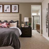 Meritage Harvest Junction Platte Master Bedroom