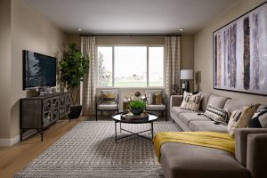 Meritage Village Southgate The Northgate Family Room