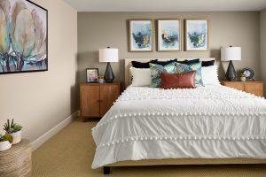 Meritage Village Prairie Waterton Master Bedroom