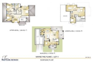 Mktg Floor Plan Lot 4 Only
