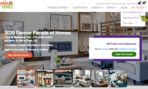 Parade Of Homes My Tours