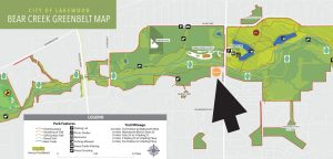 Sundance Bear Creek Greenbelt Map