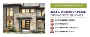 2020 People's Choice Winners Dream Homes