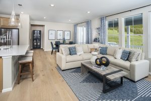 Azure At The Meadows.plan 2343.great Room
