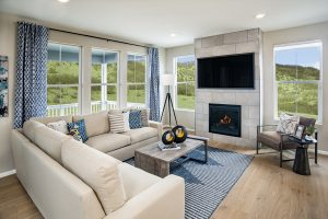 Azure At The Meadows.plan 2343.living Room