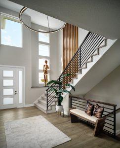 Shavano Two-Story Foyer
