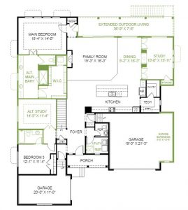 C652 Floorplan_Main Level