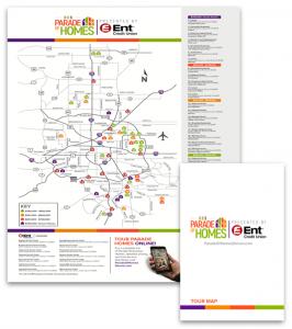 Parade Of Homes Map