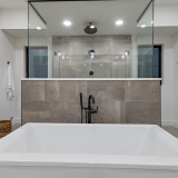 18 Master Bath And Shower