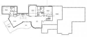 Lower Floor Plan View Haven