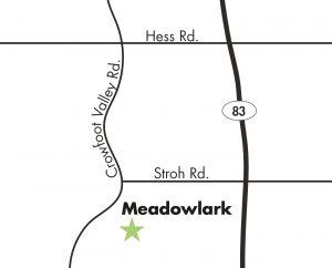 Meadowlark Email Map