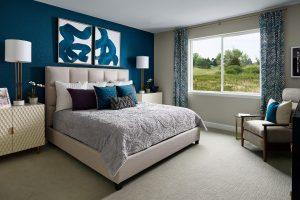Meritage Medowlark Northgate Master Bedroom 1