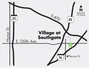Village At Southgate Map