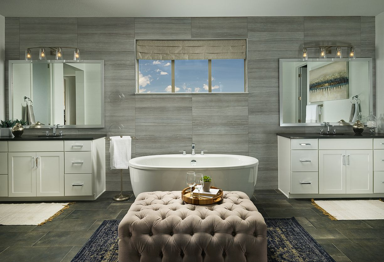 Epic Homes Anthem Pinnacle Master Bathroom Ii V2