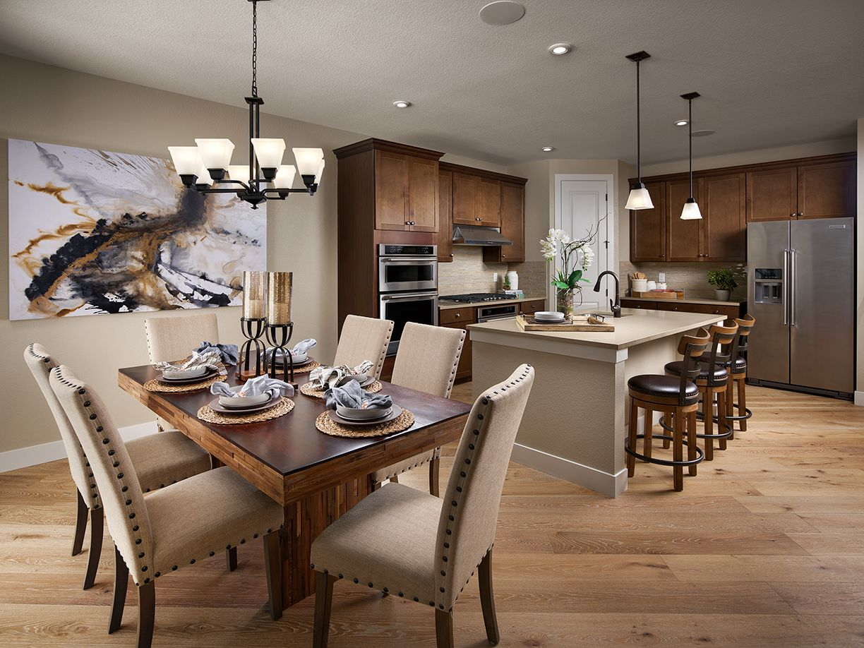 Meritage Vista Highlands Northgate Kitchen