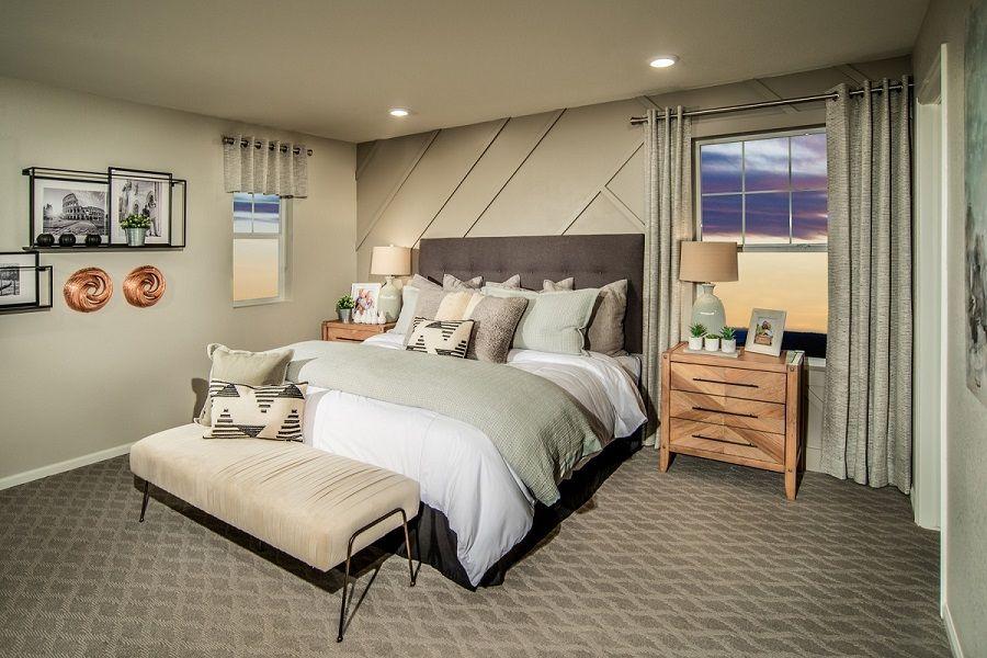 Homestead Hills.willow.master Bedroom