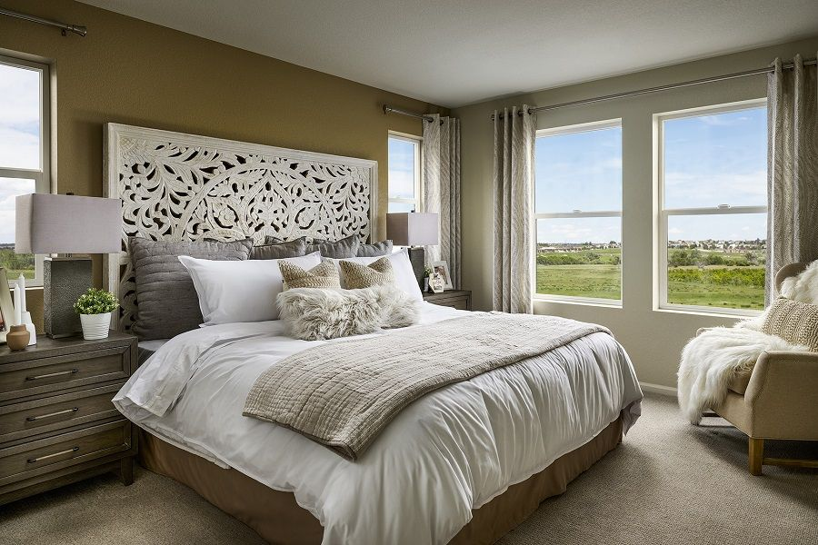 Kb Sky Ranch Vision Master Bedroom
