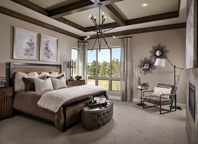 Berkeley Timbers Master Bedroom